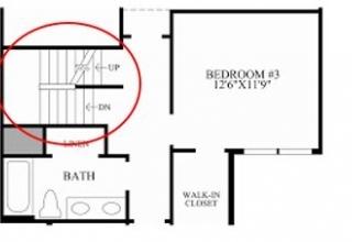 How to read a floorplan thumbnail