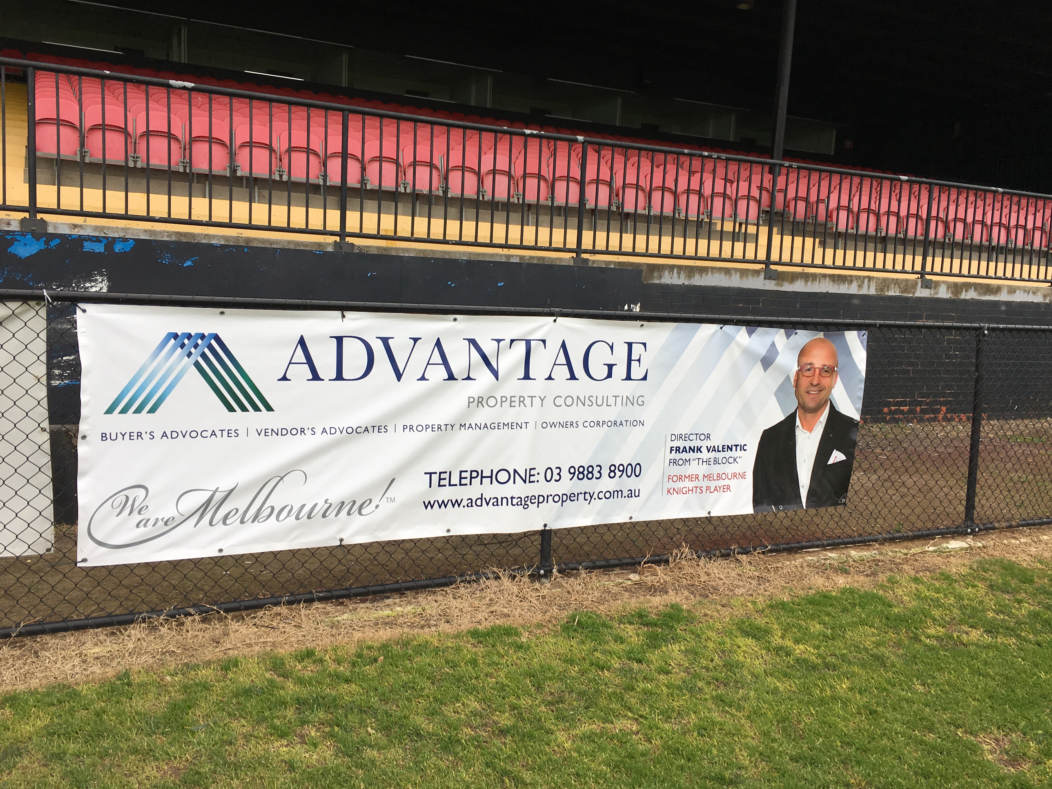 We're proud to be sponsoring Melbourne Knights Football Club! thumbnail