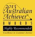 2013 Australian Acheivers