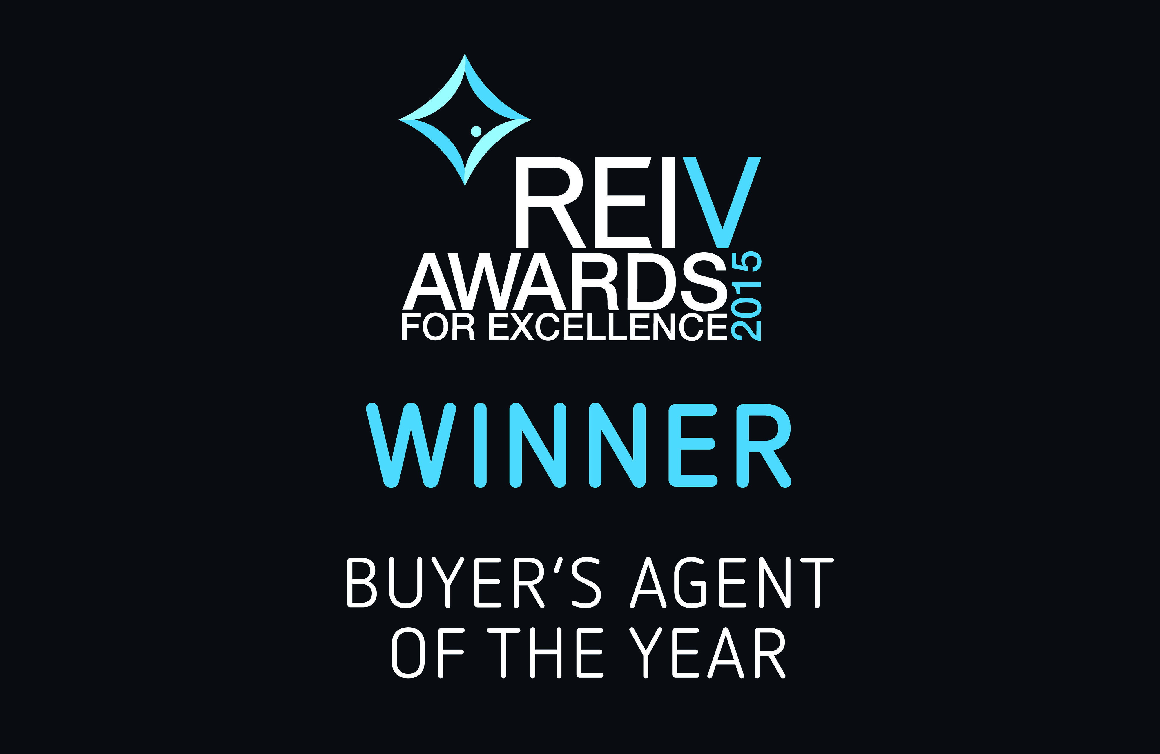 2015 - Medium Residential Agent of the Year